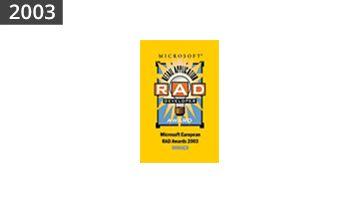 2003 ΒΡΑΒΕΙΟ RAD AWARDS