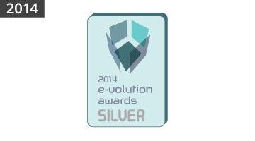 2014 E-VOLUTION AWARDS SILVER