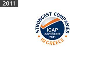 2011 ICAP Certificate